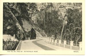 BRAZIL   PC414  PETROPOLIS ROAD