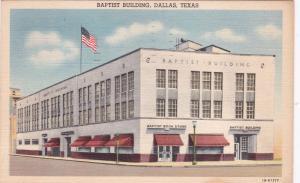 Baptist Building, Dallas, Texas, 1941
