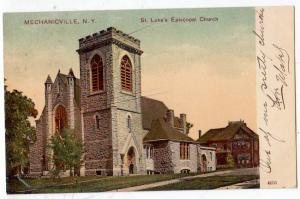 St Luke's Episcopal Church, Mechanicville NY