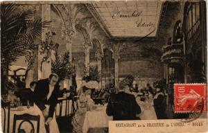 CPA ROUEN-Restaurant de la Brasserie de l'Opera (234947)