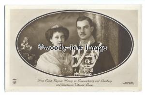r1785  Prinz Ernst & Prinzessin Viktoria of Herzog & Braunschweig - postcard