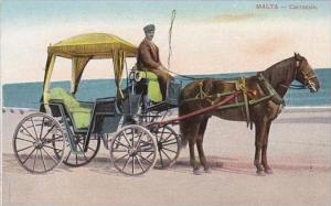 Malta Carrozzin Horse &  Carriage