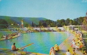 The Greenbrier Resort White Sulphur Springs West Virginia 1968