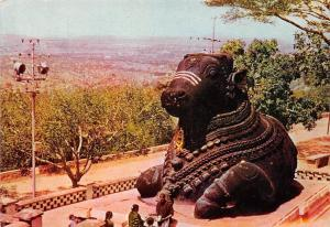 India, Karnataka, Big Nandi Chamundi Hills (Mysore)