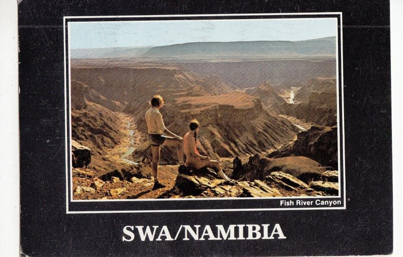 BG14068 swa namibia fish river canyon