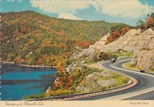 Tennessee Waterville Lake Interstate 40 At Waterville Lake