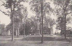 Massachusetts Stockbridge Jonathan Edwards Monument Town Hall Childrens Chime...