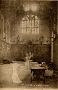 UK - England, Hampton Court Palace. The Ghost