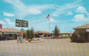 Arizona Bowie Yucca Lodge Motel