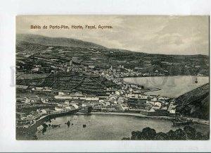 3144760 PORTUGAL Azores ACORES Fayal Horta Bahia de Porto-Pim