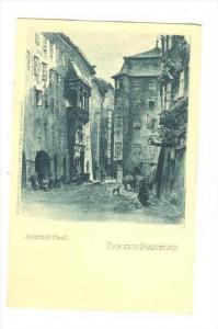 Innsbruck (Tirol) , Austria , 1890s : Der Alte Stadtplatz