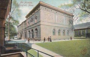 SPRINGFIELD , Massachusetts , 1901-07 ; Art Museum