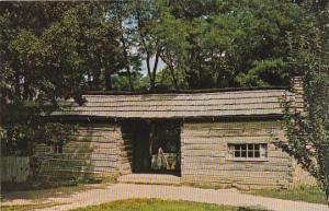 Illinois Lincolns New Salem Miller And Kelso Cabin New Salem State Park