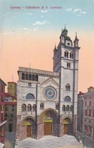 Cattedrale di S. Lorenzo, Genova, Liguria, Italy, 00-10s