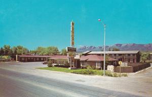 MONTICELLO , Utah , 1950-60s ; Canyonlands Motor Lodge