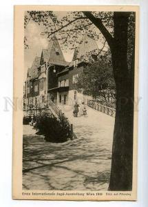 247489 AUSTRIA Wien 1910 International Jago exhibition Murzteg