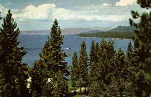 Lake Tahoe,CA NV Border