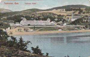 TADOUSAC, Quebec, Canada, 1900-1910's; Tadousac Hotel
