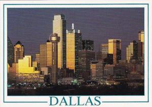 Dallas Skyline Dallas Texas