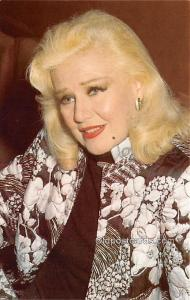 Ginger Rogers Movie Star Actor Actress Film Star Postcard, Old Vintage Antiqu...