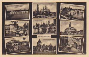 9-Views, Maastricht (Limburg), Netherlands, 1910-1920s