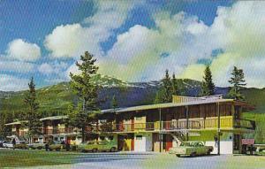 Canadian Rockies, Pipestone Lodge Motel, Maine,  40-60s