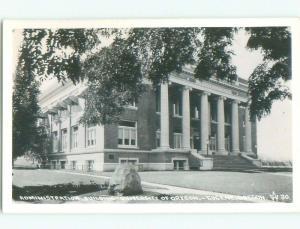 Pre-1950 rppc NICE VIEW Eugene Oregon OR W0348