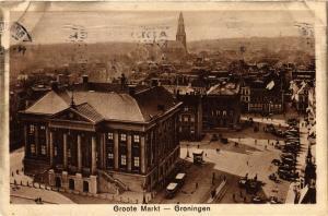 CPA Groningen Groote Markt NETHERLANDS (728358)