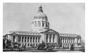 USA City Hall San Francisco California
