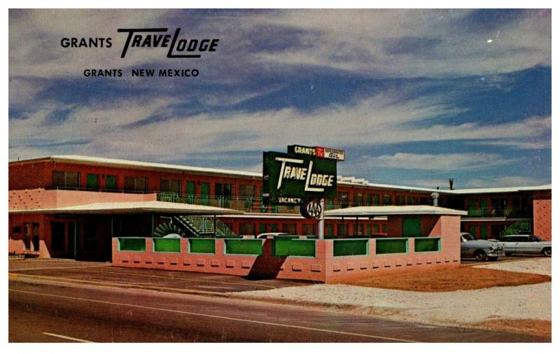 New Mexico  Grants Travel Lodge