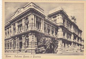 Italy Roma Rome Palazzo Grazia e Giustizia