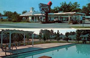 SC - Bamberg. Ziggy's Motel (South Carolina)