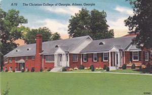 Christian College of Georgia - Athens GA, Georgia - Linen