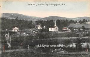 Pine Hill Phillipsport NY 1907