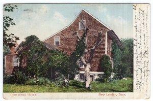 New London, Conn, Hempstead House