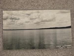 RPPC, Lake Metonga, Forest Co., Wisconsin