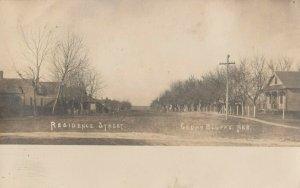 RP: COUNCIL BLUFFS , Nebraska, 1907 ; Residence Street