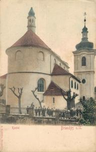 Czech Republic - kostel brandýs nad labem - 02.28
