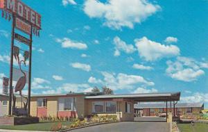 Flamingo Motel , Medicine Hat , Alberta , Canada , 40-60s