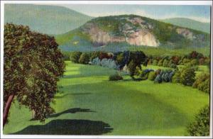 NH - North Conway, White Horse Ledge & Golf Course