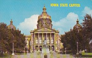 Beautiful Iowa State Capitol Des Moines Iowa