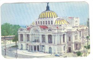 Palace of Fing Arts, Built of Carrara White Italian Marble, Mexico City, 40-60s
