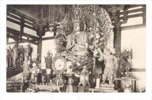 Buddist temple interior , Japan, 00-10s