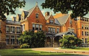 Pennsylvania Allentown General Hospital