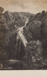 RP; Llanberis , Wales, United Kingdom, 00-10 ; Falls ; TUCK