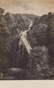 RP; Llanberis , Wales, United Kingdom, 00-10 ; Falls ; TUCK
