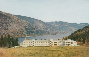 NELSON, British Columbia, Canada, 1950-60s; Mount St. Francis Old Folks Home