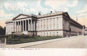 U S Treasury Washington DC 1908