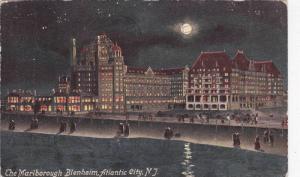 The Marlborough Blenheim, Atlantic City, New Jersey,   PU-1909