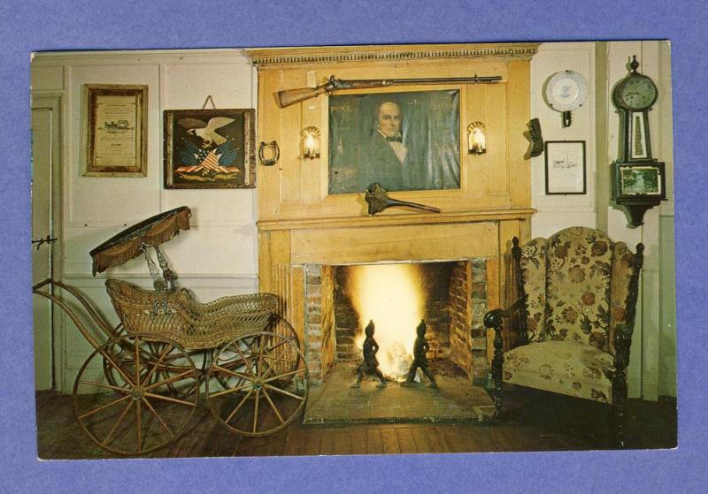 Sandwich, Mass/MA Postcard, Daniel Webster Inn, Cape Cod